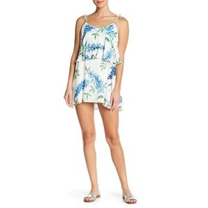 Show Me Your Mumu Arianna Floral Mini Dress Size S